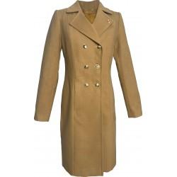 Płaszcz klasyczny premium - kolor jasno szary